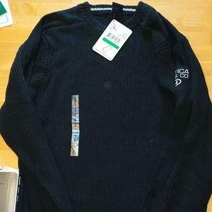 Navy Crew neck Sweater